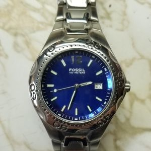 Vintage Fossil watch.